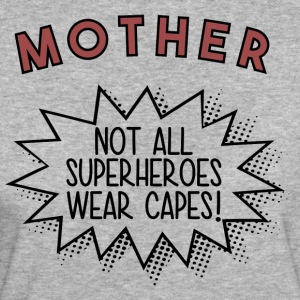 Superhero MOTHER - Women's Organic T-shirt