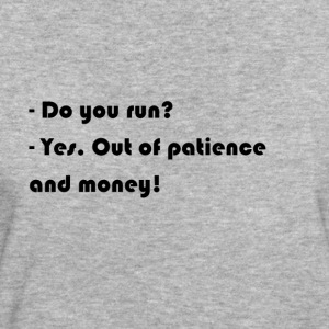 Do you run? - Women's Organic T-shirt