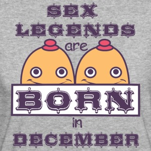 Birthday December Boobs Sex Boobs - Women's Organic T-shirt