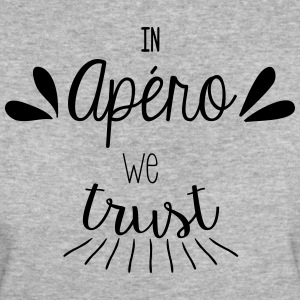 In aperitif we trust - Women's Organic T-shirt