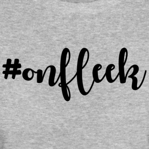 #ONFLEEK - Women's Organic T-shirt