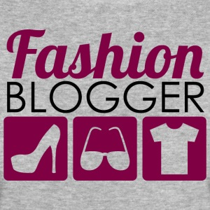 Fashion Blogger - Vrouwen Bio-T-shirt