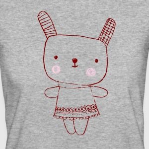 bag rabbit - Women's Organic T-shirt