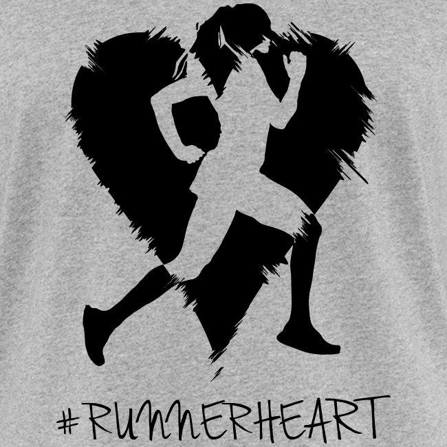 #Runnerheart girl