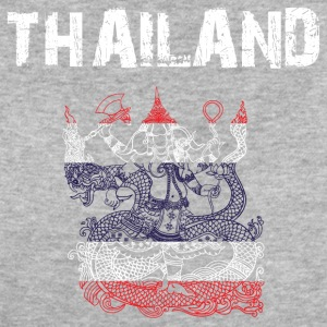 la conception de la nation Thaïlande Shiva - T-shirt Bio Femme