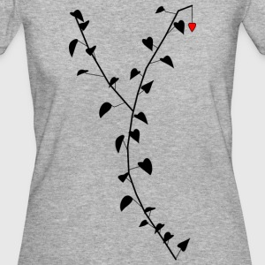 The Lonely Heart - Women's Organic T-shirt