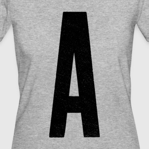 A is for… - Women's Organic T-shirt