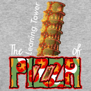 The Leaning Tower Of Pizza - Frauen Bio-T-Shirt