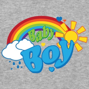 Rainbow Baby Boy - Women's Organic T-shirt