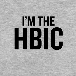 I m the HBIC Black - Women's Organic T-shirt