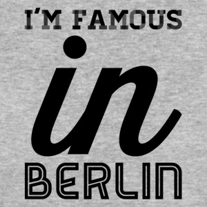 i m famous in berlin - Frauen Bio-T-Shirt