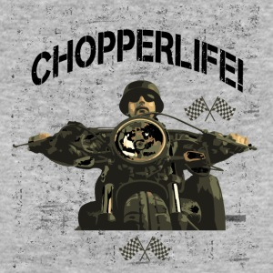chopper Life - Organic damer