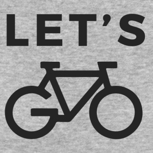 LET´S GO BIKE - Frauen Bio-T-Shirt