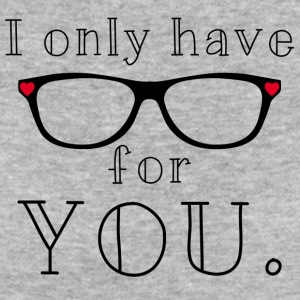 Optiker: I Only Have Eyes For You - Frauen Bio-T-Shirt