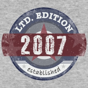 LtdEdition 2007 - T-shirt ecologica da donna