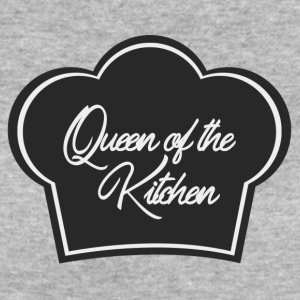 Chef / Chef Cook: Queen Of The Kitchen - Women's Organic T-shirt