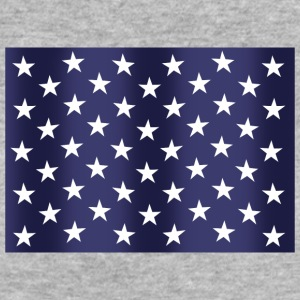 Stars and Stripes - Vrouwen Bio-T-shirt
