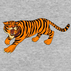 tiger - Women's Organic T-shirt