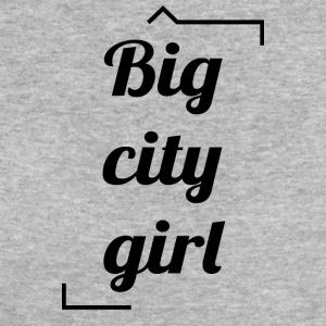 Big City Girl - T-shirt Bio Femme
