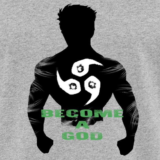Raijin Become_A_God