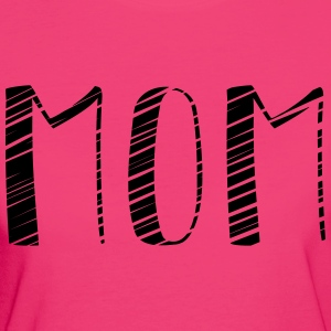 Stolze Mom? - Frauen Bio-T-Shirt