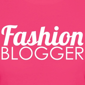 Fashion Blogger - Frauen Bio-T-Shirt