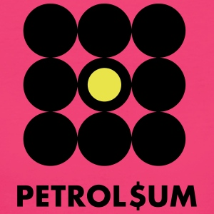 Petroleum - Frauen Bio-T-Shirt