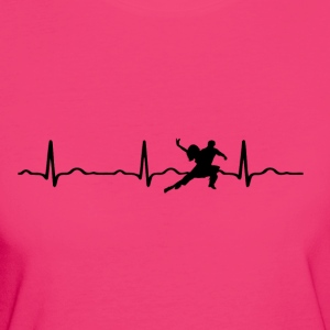 EKG HEARTBEAT DANCE sort - Organic damer