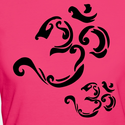 Om - TRibal - Women's Organic T-Shirt