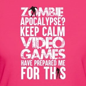 Apokalypse - Gaming - Frauen Bio-T-Shirt