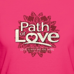 Path of Love - Women's Organic T-shirt