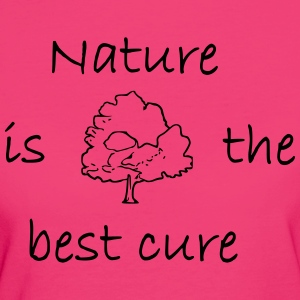 Nature - Ekologisk T-shirt dam