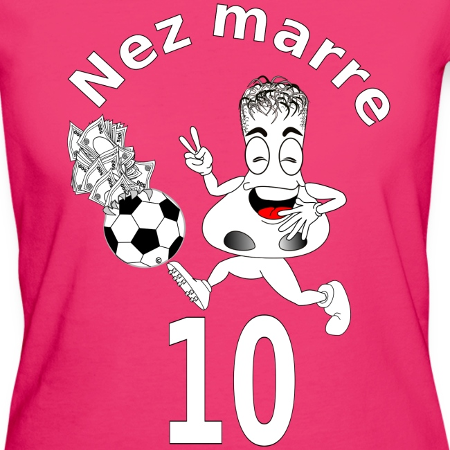 Nez marre football humour FS