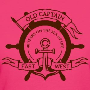 Capitan40 - Women's Organic T-shirt