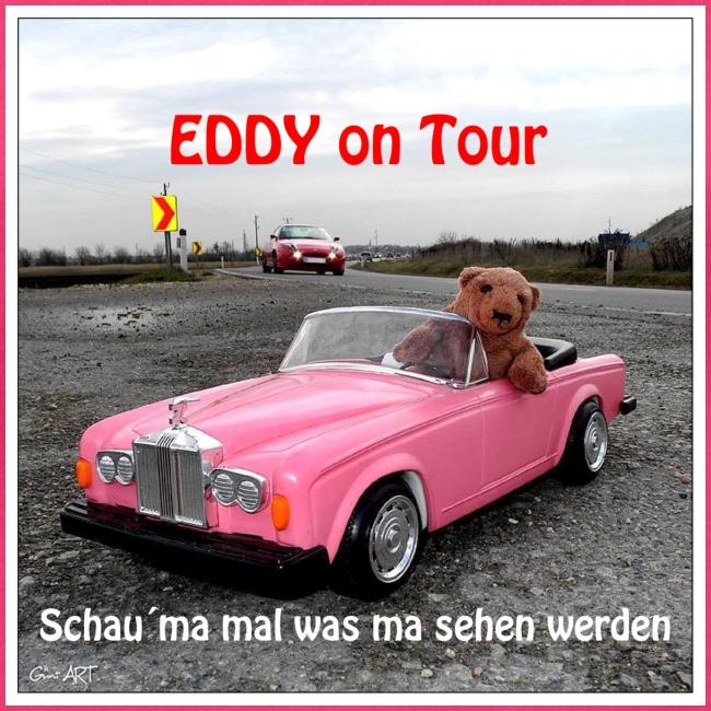 EDDY on TOUR 1