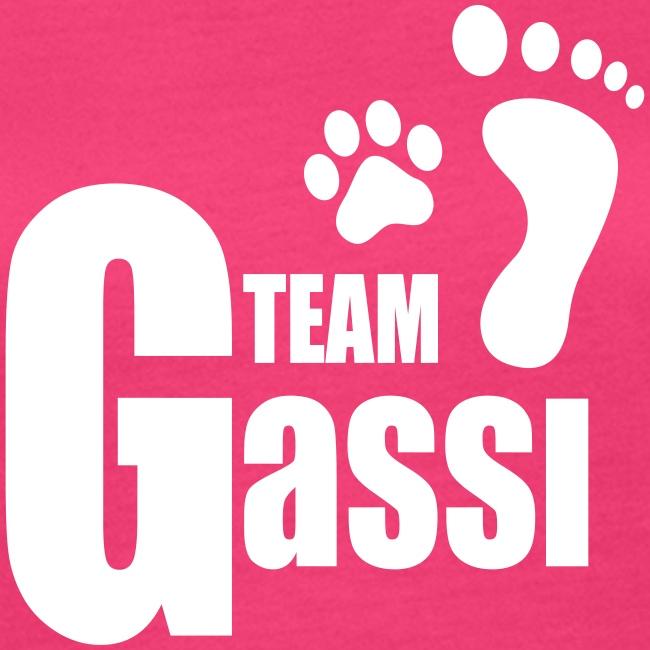 Vorschau: Team Gassi - Frauen Bio-T-Shirt