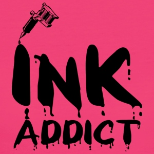 Tattoo / Tattoo: Ink Addict - Vrouwen Bio-T-shirt