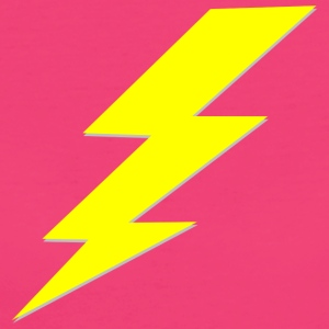 lightning - Frauen Bio-T-Shirt