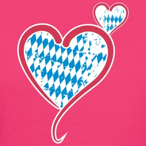 We love Bavaria - Women's Organic T-shirt