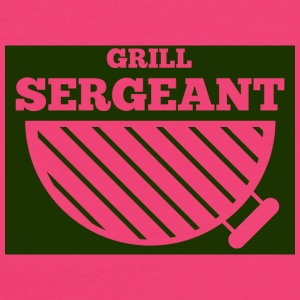 Military / Soldiers: Grill Sergeant - Women's Organic T-shirt