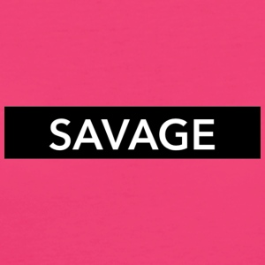 SAVAGE - Women's Organic T-shirt