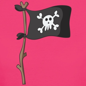 Jolly Roger - Camiseta ecológica mujer