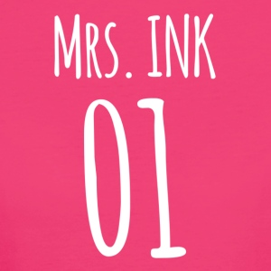 Mrs INK - Women's Organic T-shirt