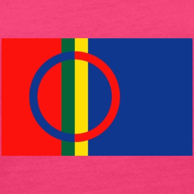 Samiska flaggan