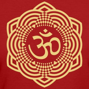 om mantra - Women's Organic T-shirt