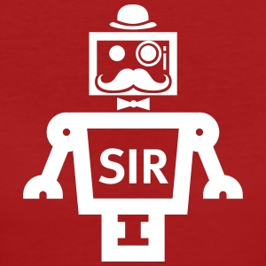 SIR intelligente robotique de l'article - T-shirt Bio Femme