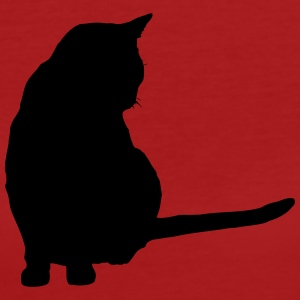 Vector Cat Silhouette - Organic damer