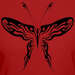 butterfly - Women's Organic T-shirt