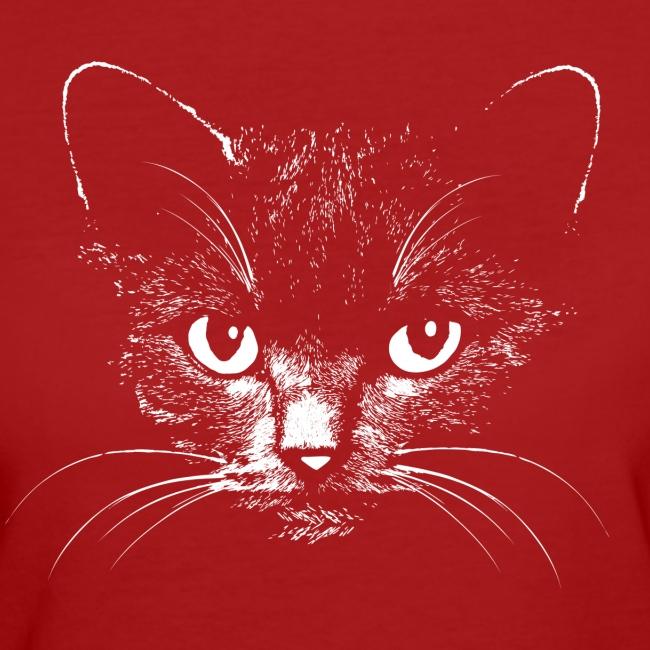 Vorschau: black cat - Frauen Bio-T-Shirt