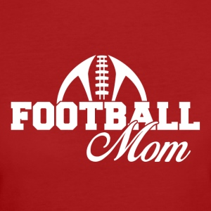 Football MOM - Women's Organic T-shirt